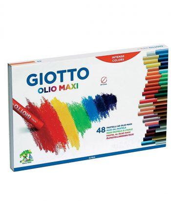 Giotto Olio Maxi Oil Pastels