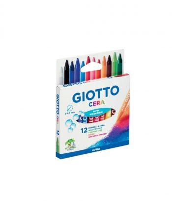 Giotto Cera Wax Crayons