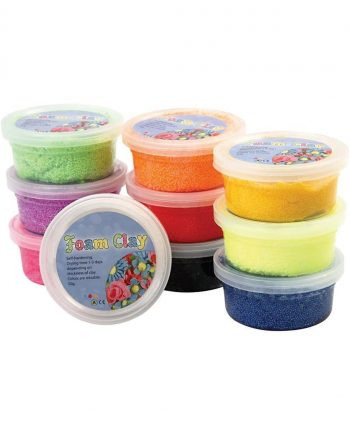 Foam Clay - Assorted 50g