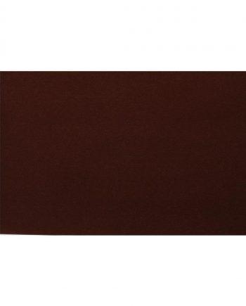 Corrugated Border Roll - Chocolate