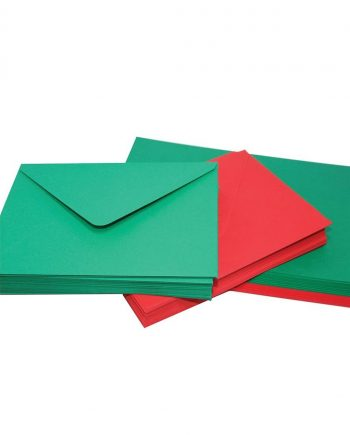 Festive Cards And Envelopes