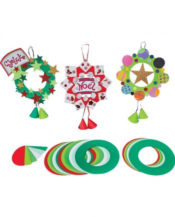 Christmas Wreaths Cards