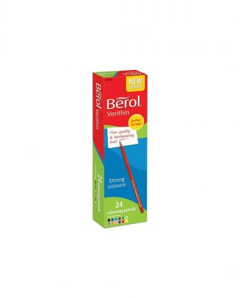 Berol Verithin Colouring Pencils Assorted