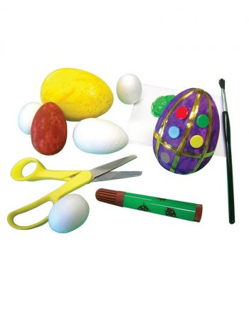 Assorted Size Polystyrene Eggs