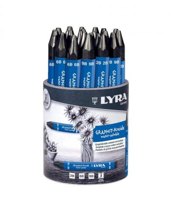 Lyra Graphite Crayon - Water Soluble