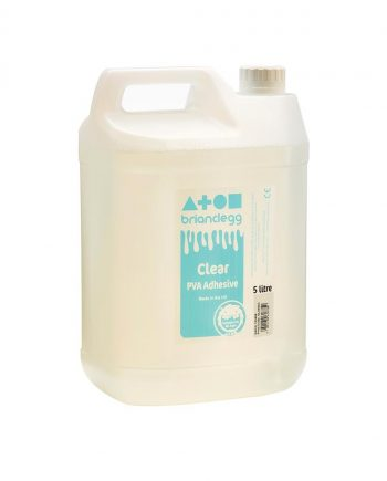 Clear PVA Adhesive 5 Litre