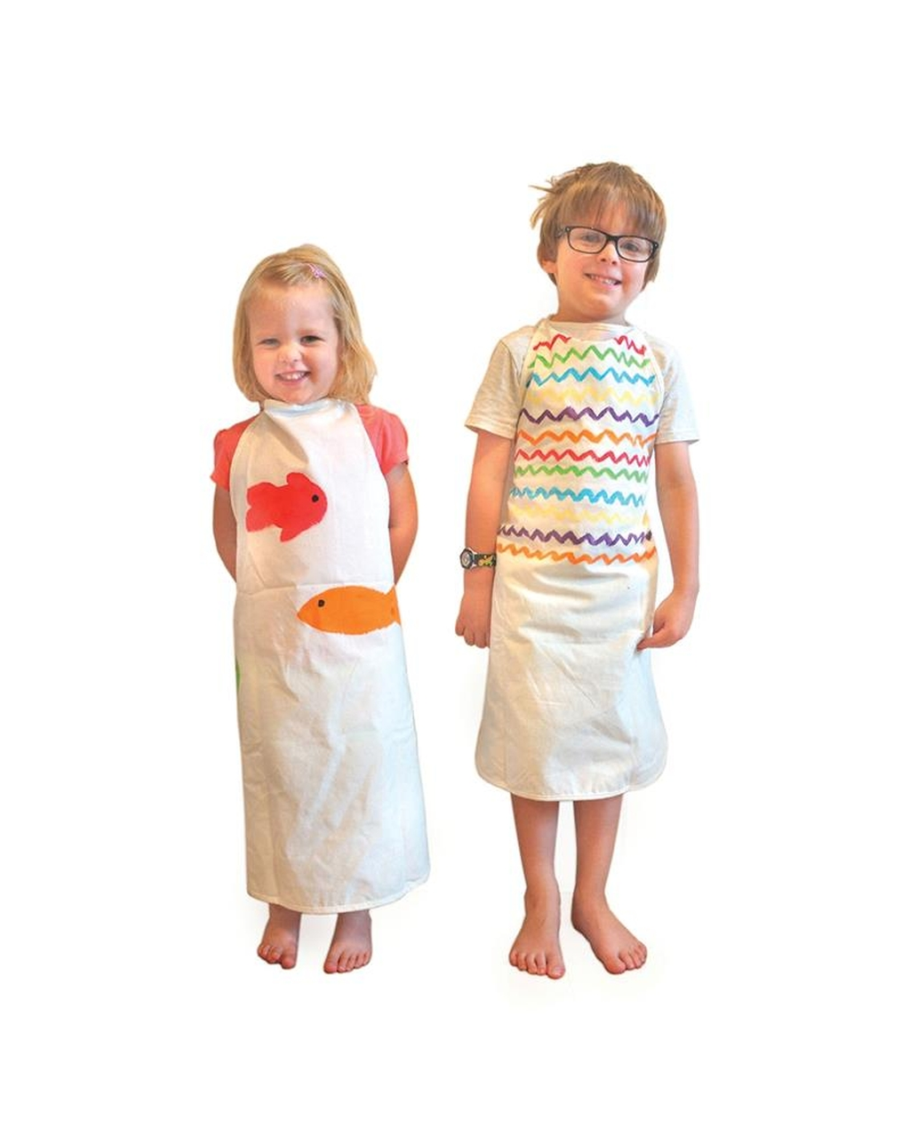 100% Cotton Apron - 71cm Length