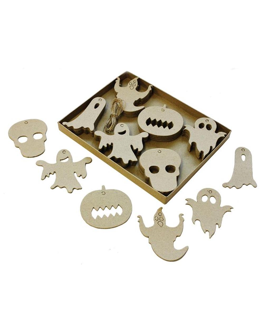 Halloween Cutouts Assorted Designs