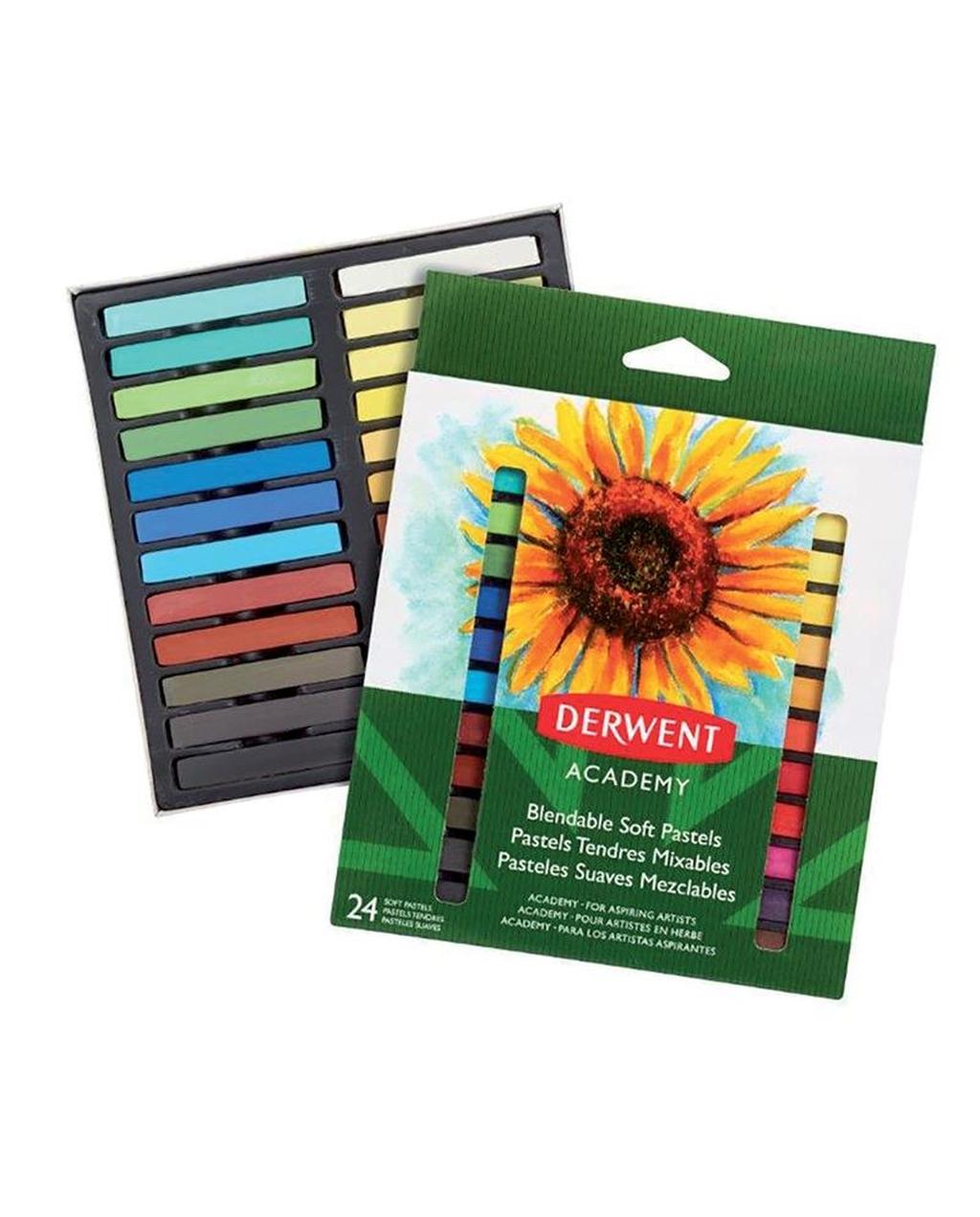 Derwent Academy Soft Pastels