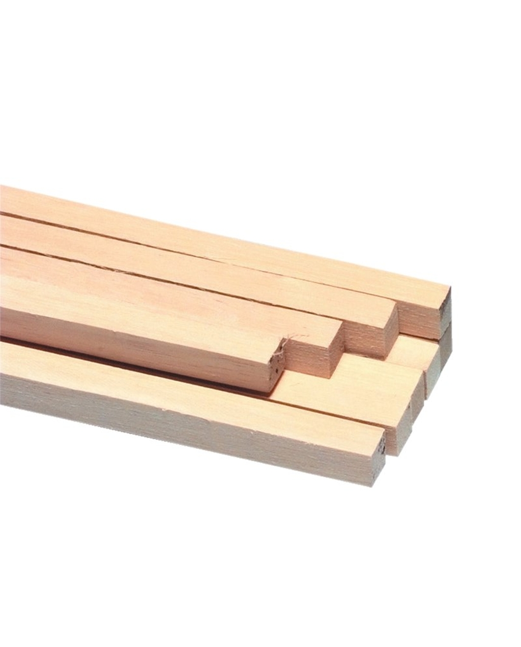 8mm Ramin Wood Sections