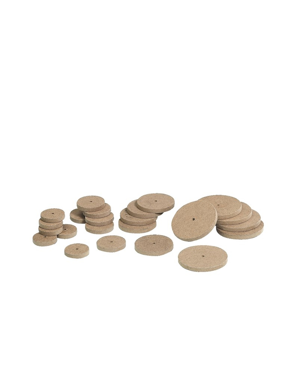 30mm MDF Board Wheels
