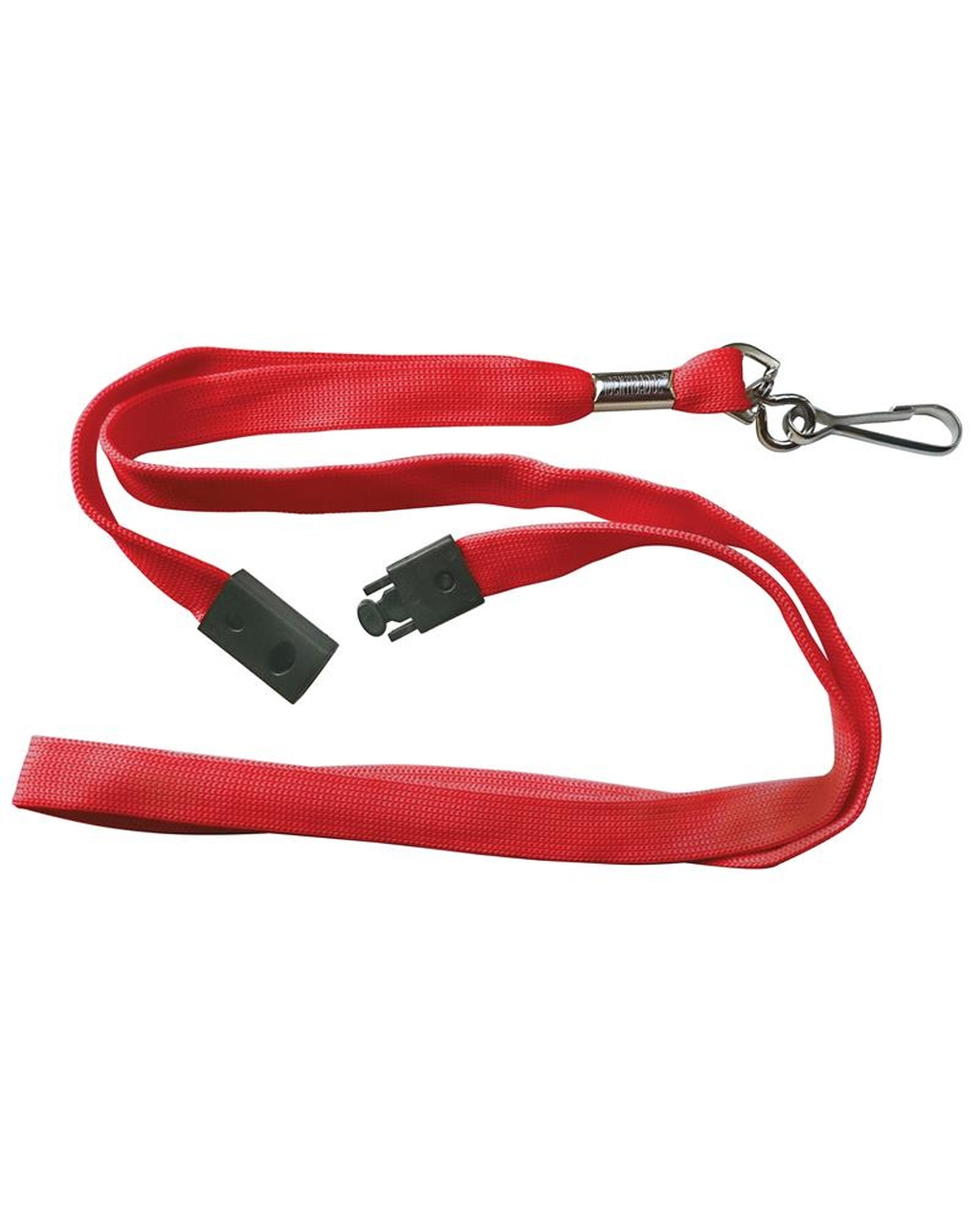 10 Breakaway Lanyards - Red