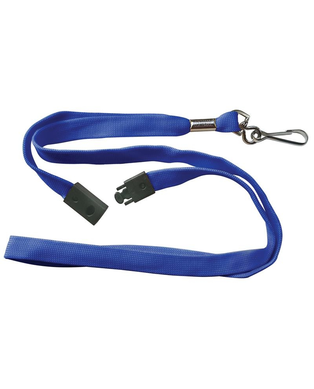 10 Breakaway Lanyards - Blue