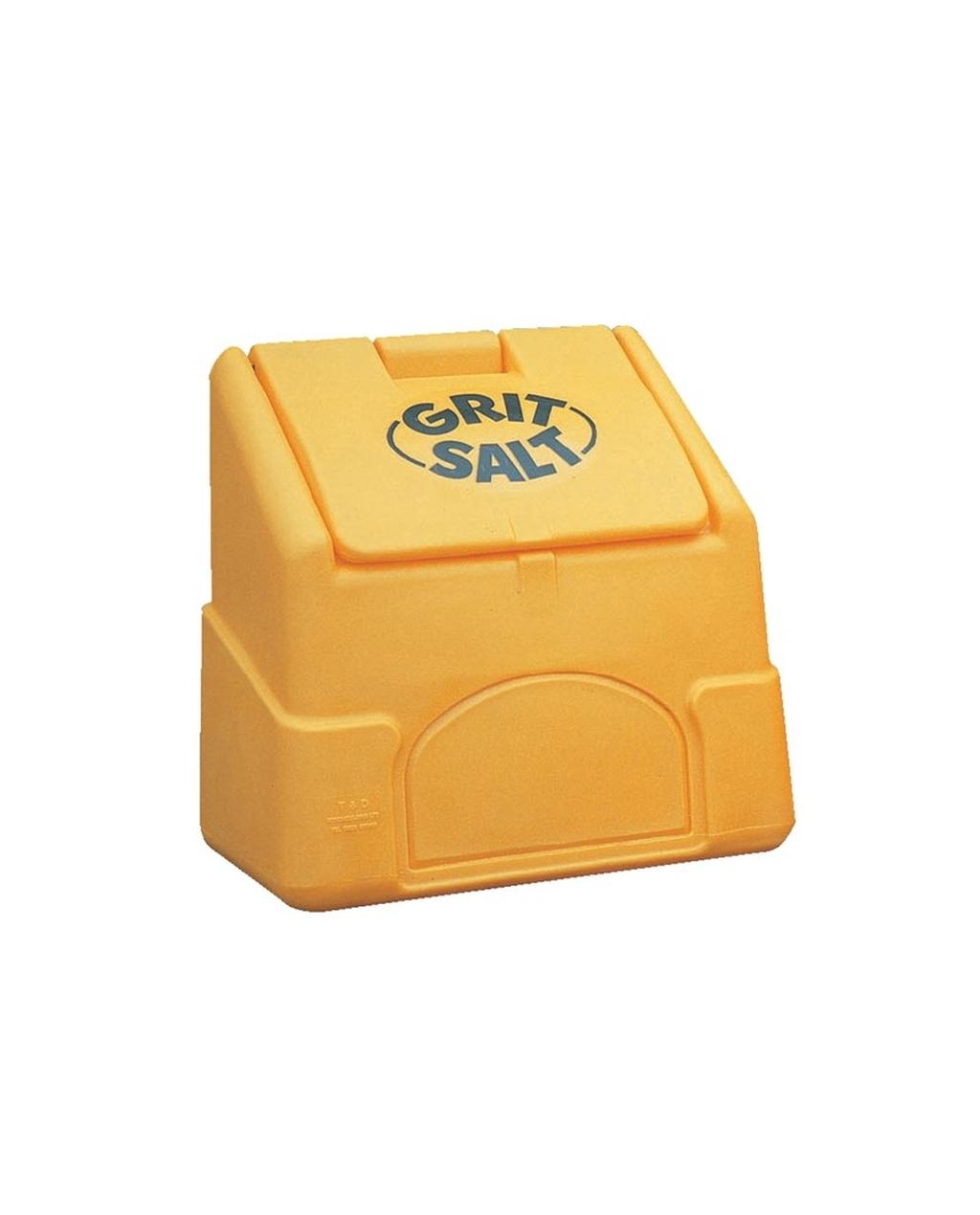 14 Cubic Foot Grit/Salt Bin