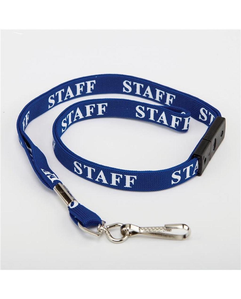 10 Printed Breakaway Lanyards - STAFF
