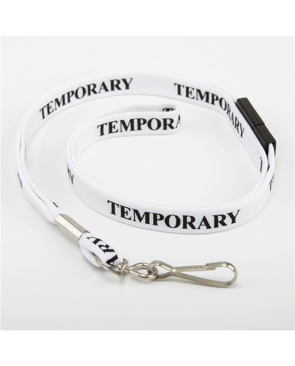 10 Printed Breakaway Lanyard - TEMPORARY