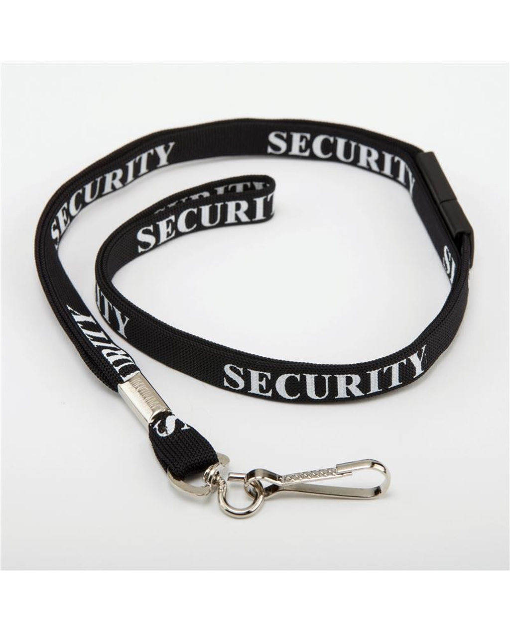 10 Printed Breakaway Lanyard - SECURITY