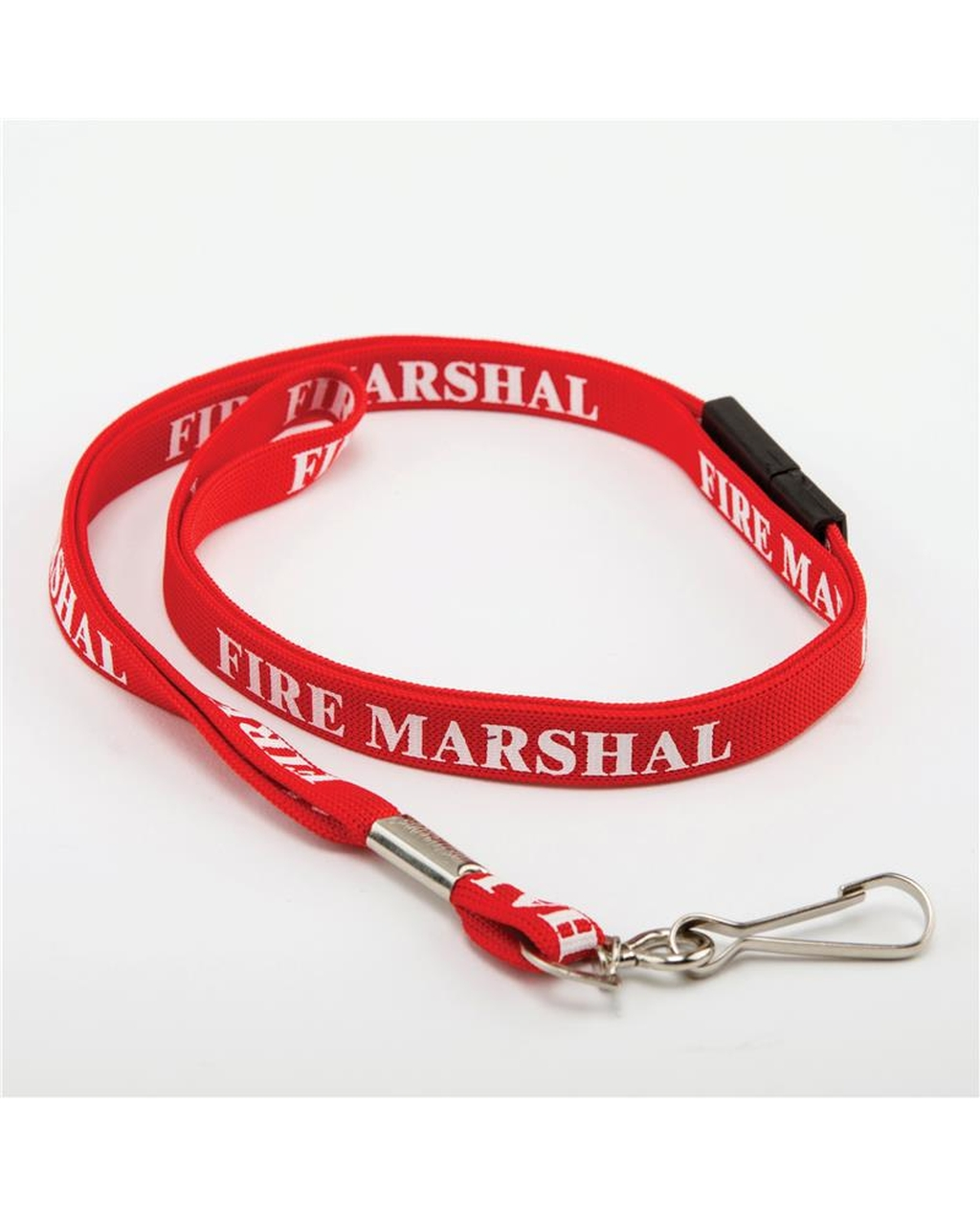 10 Printed Breakaway Lanyard - FIRE MARSHAL