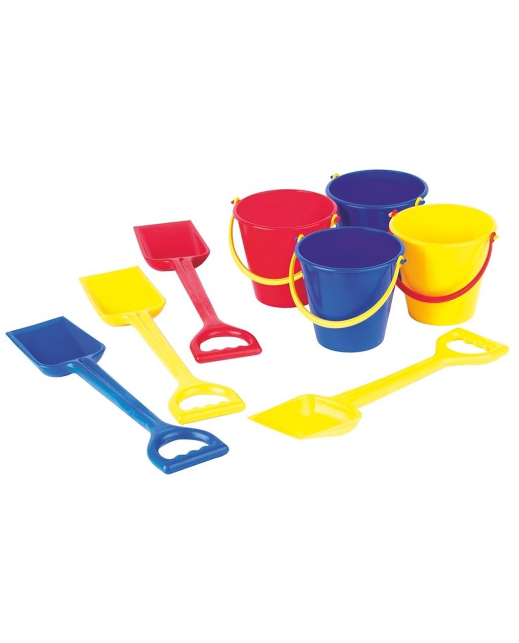 Buckets and Spades Set