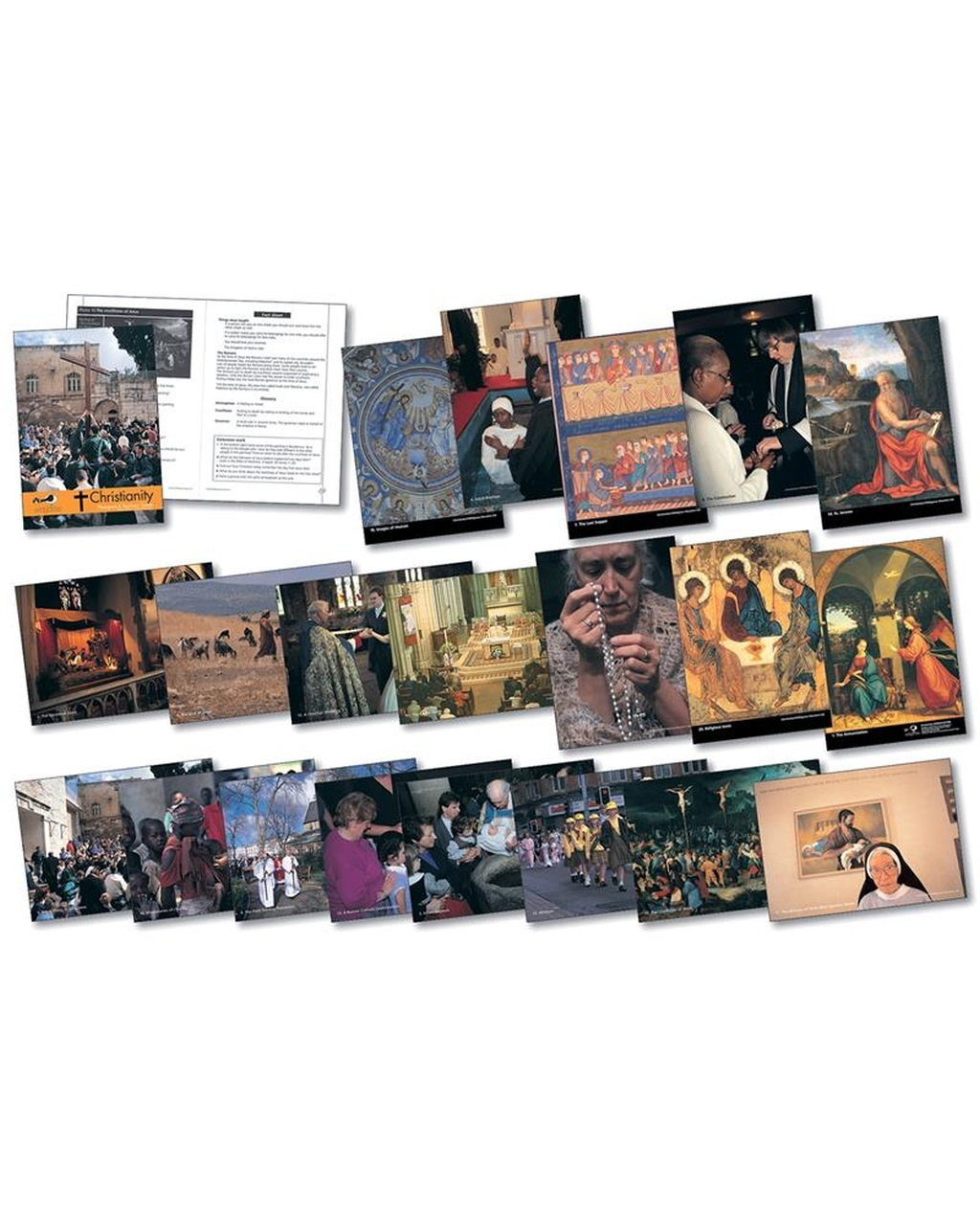 Christianity Photopack & Book