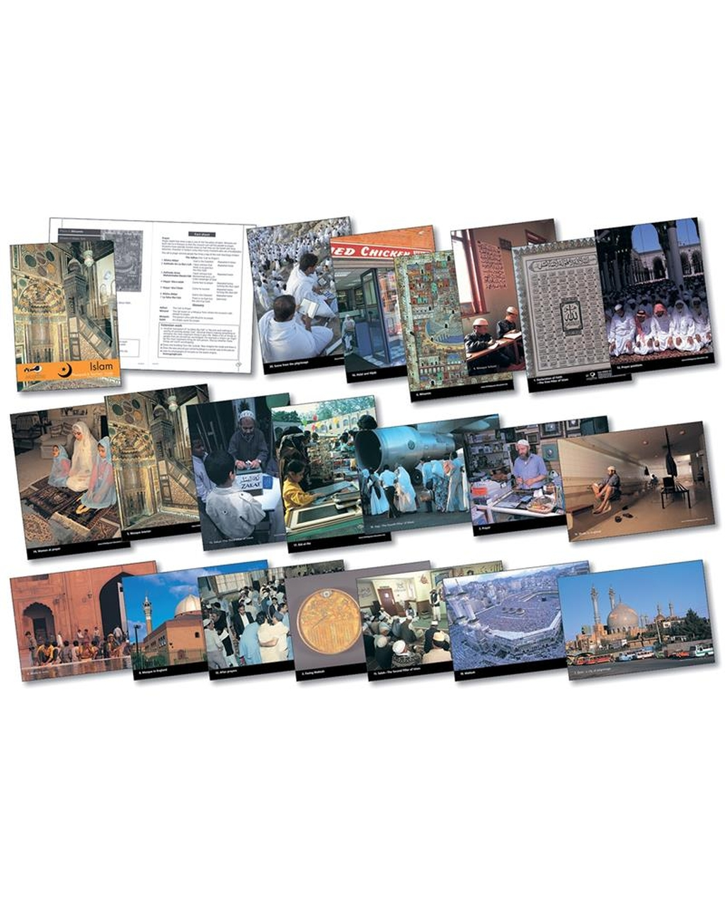 Islam Photopack & Book