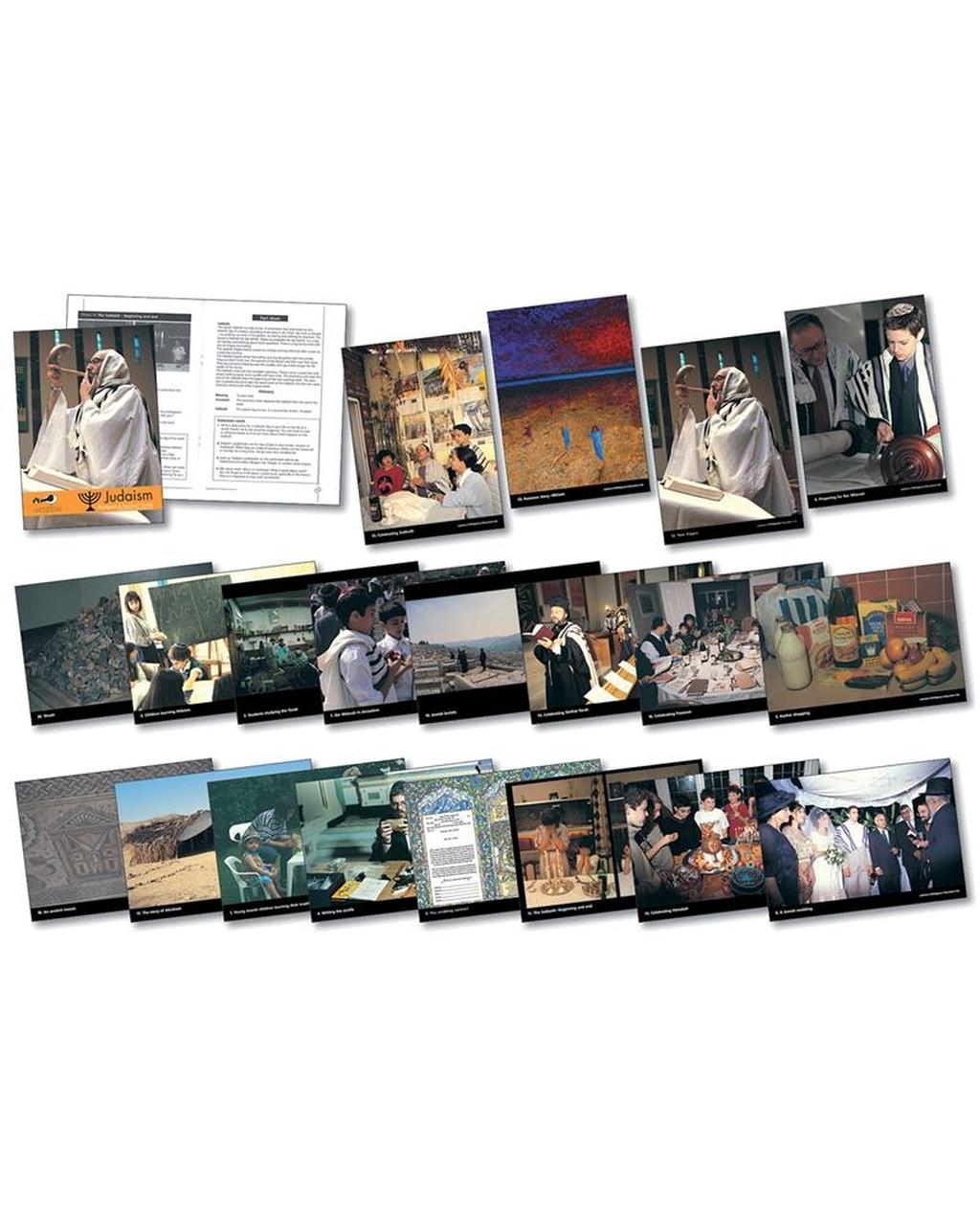 Judaism Photopack & Book