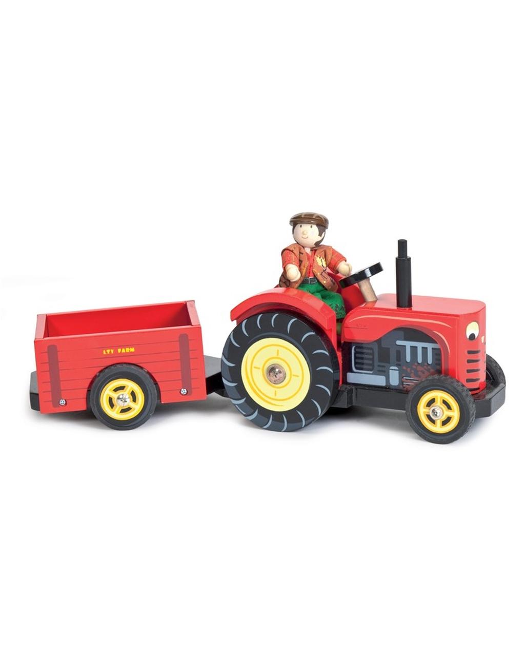 Bertie's Tractor