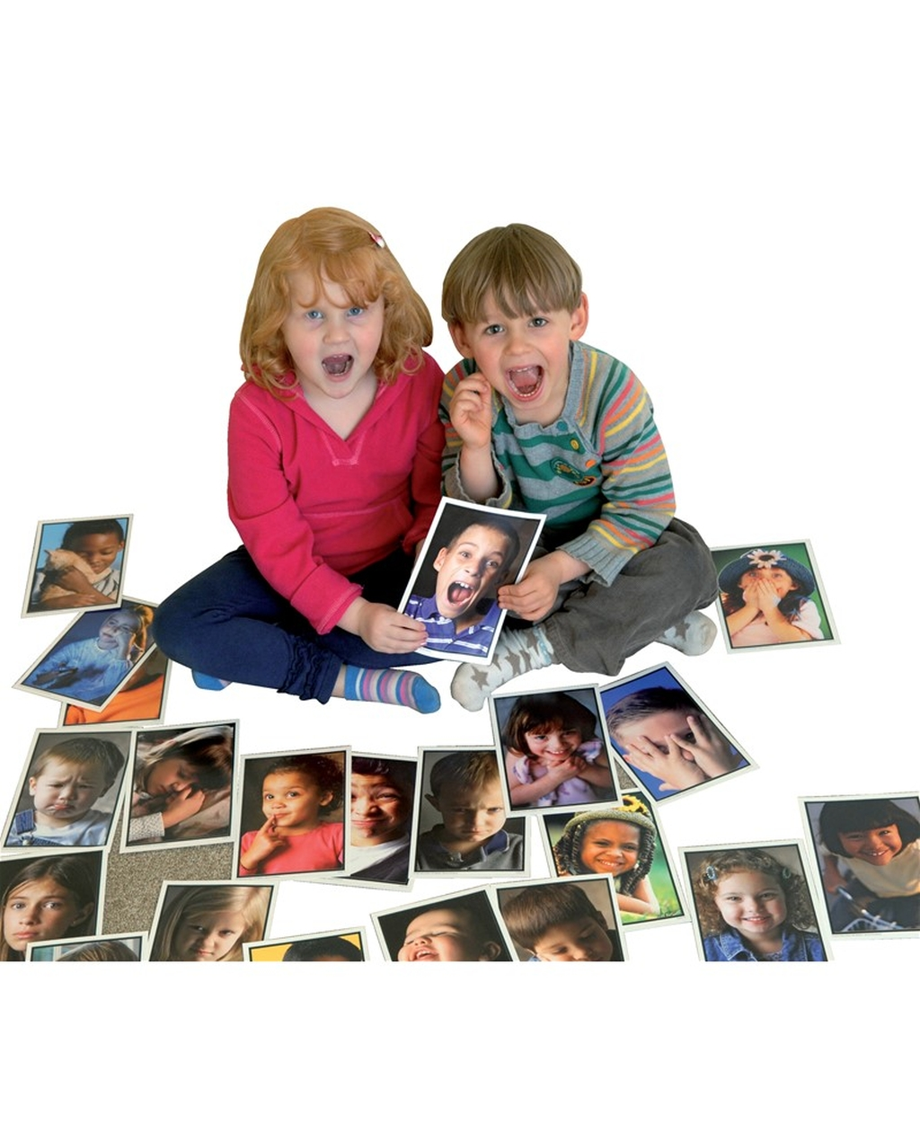 Emotions Learning Cards