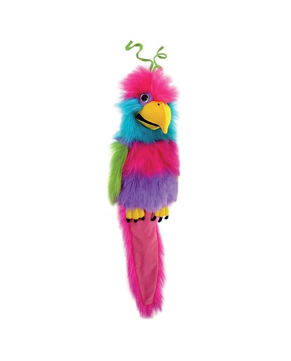 Bird of Paradise Puppet