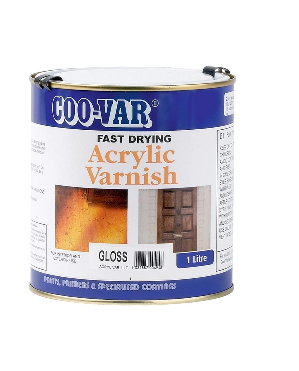 Acrylic Gloss Varnish