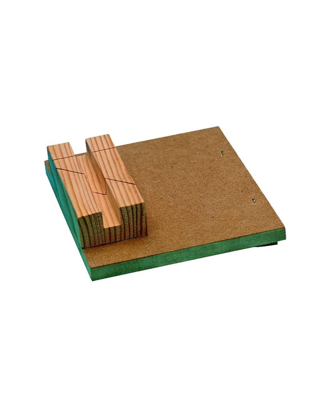 Bench Hook with Mitre Angles