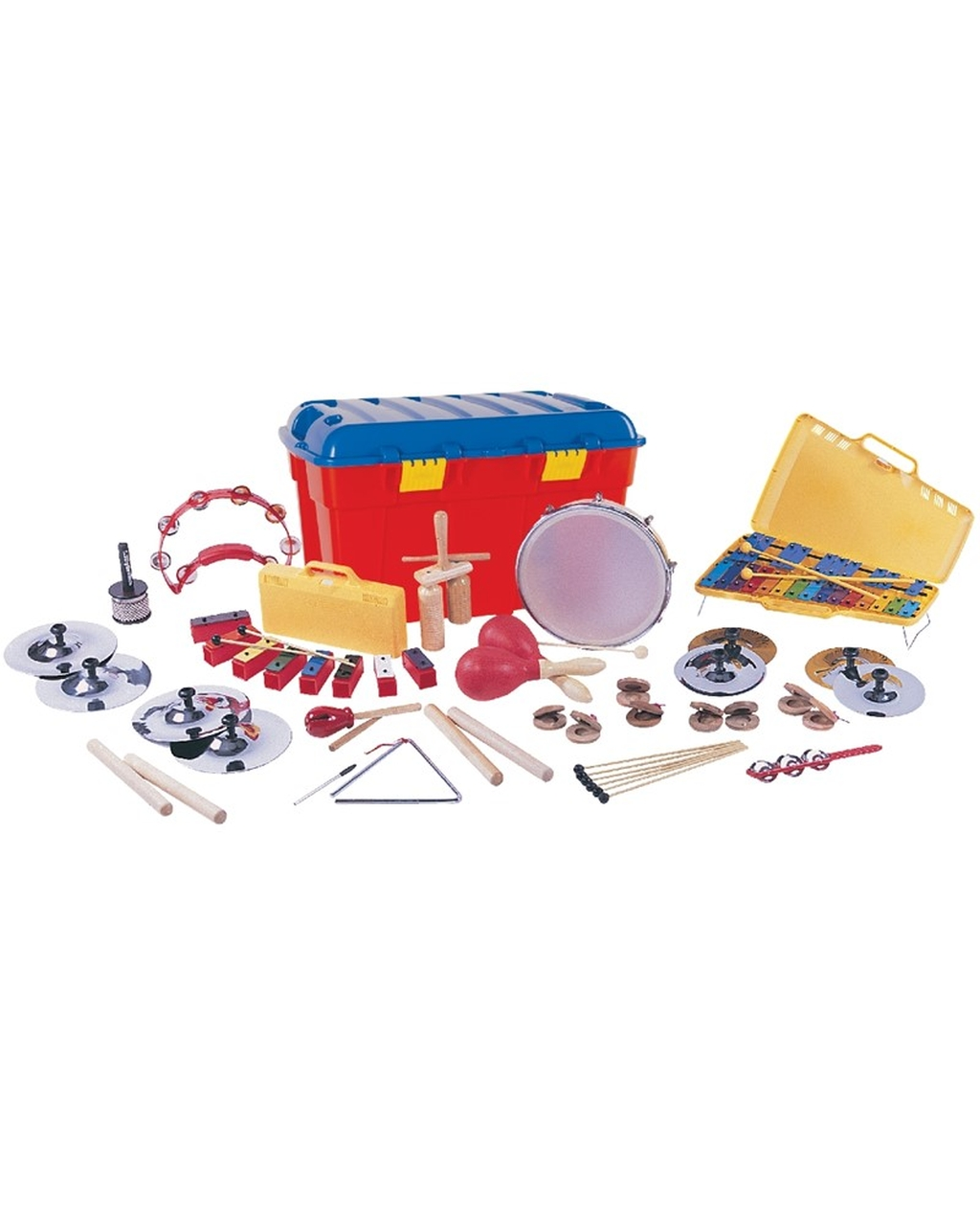 KS2 Percussion Set