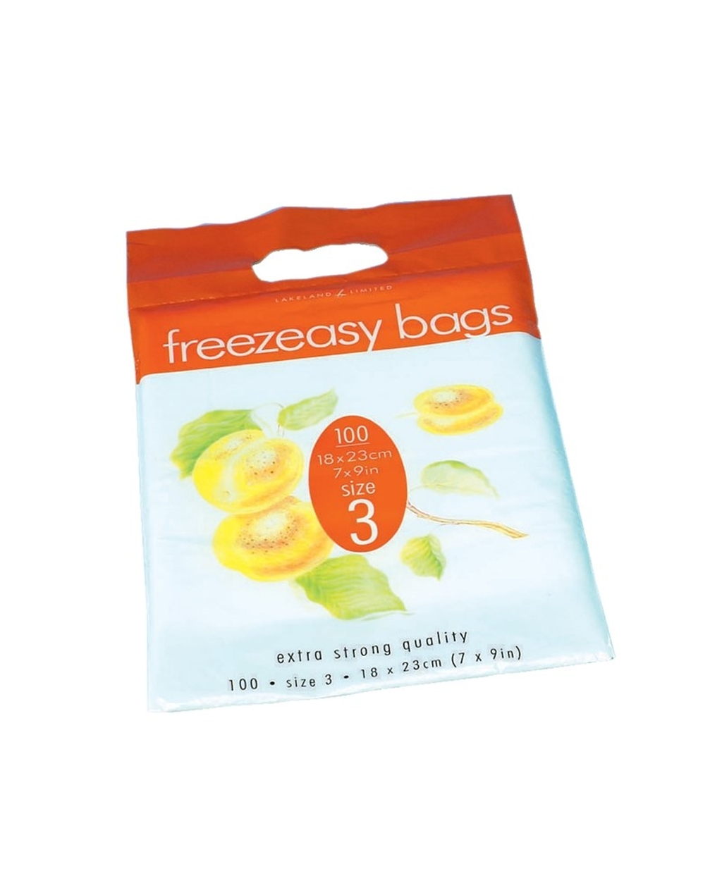 18 x 23cm Freezer Bags