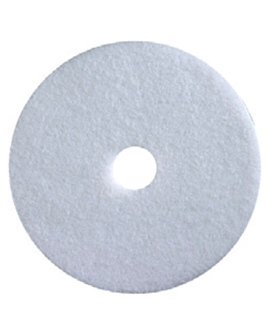 17 White Buffing Pads (Pack of 5)