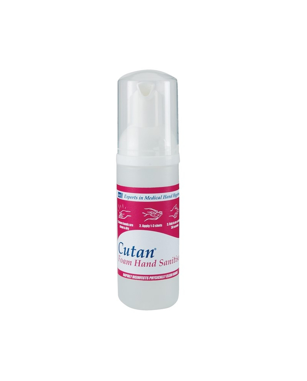 Cutan Foam Hand Sanitiser 47ml