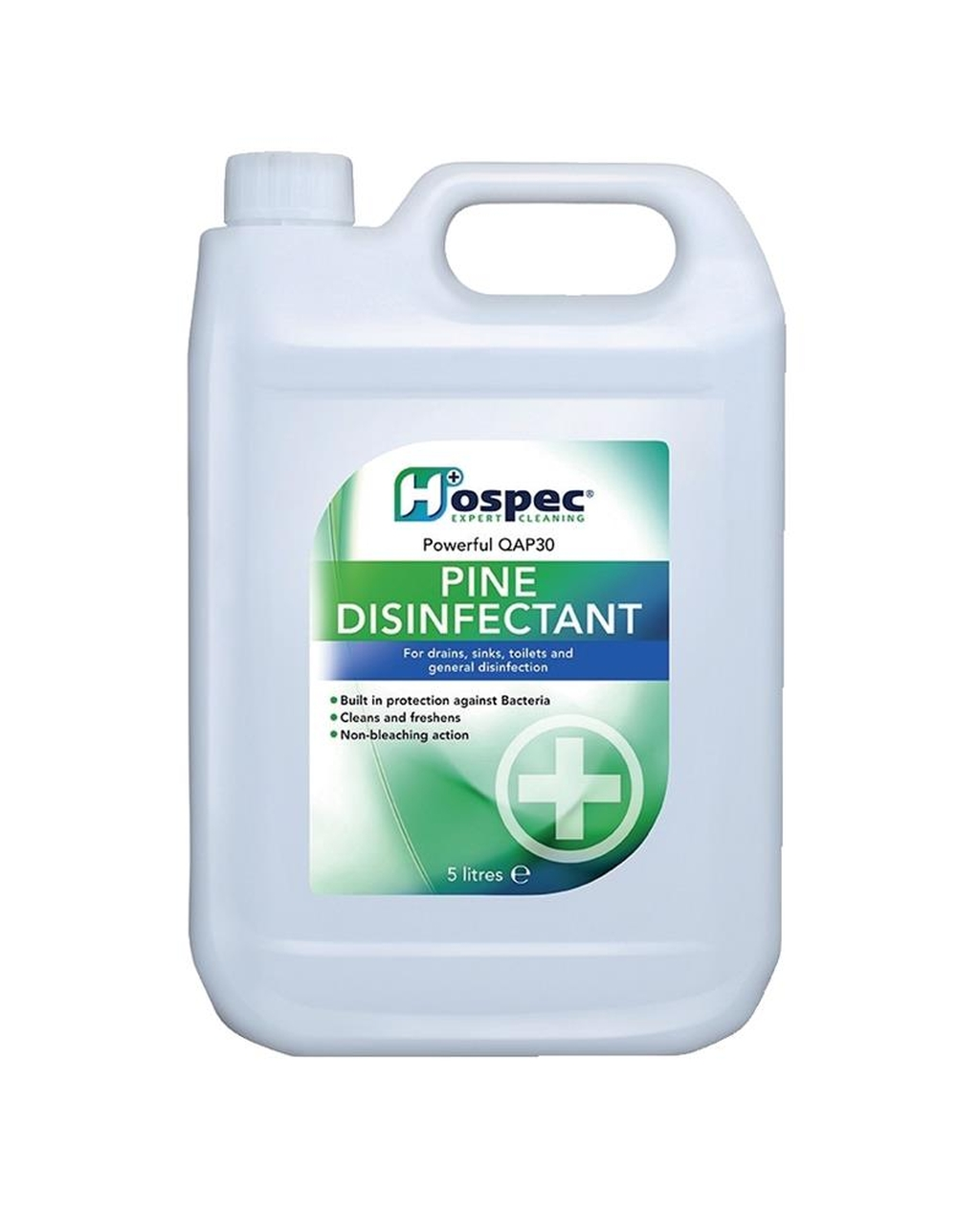 Hospec Pine Disinfectant QAP 30 - 5L