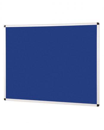 Aluminium Framed Noticeboard 1200 X 1800