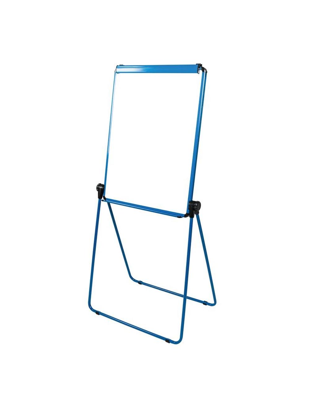 Ultimate Loop Leg Flipchart Easel Blue
