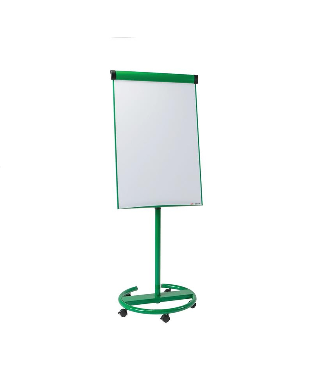 Ultimate Mobile Flipchart Easel Green