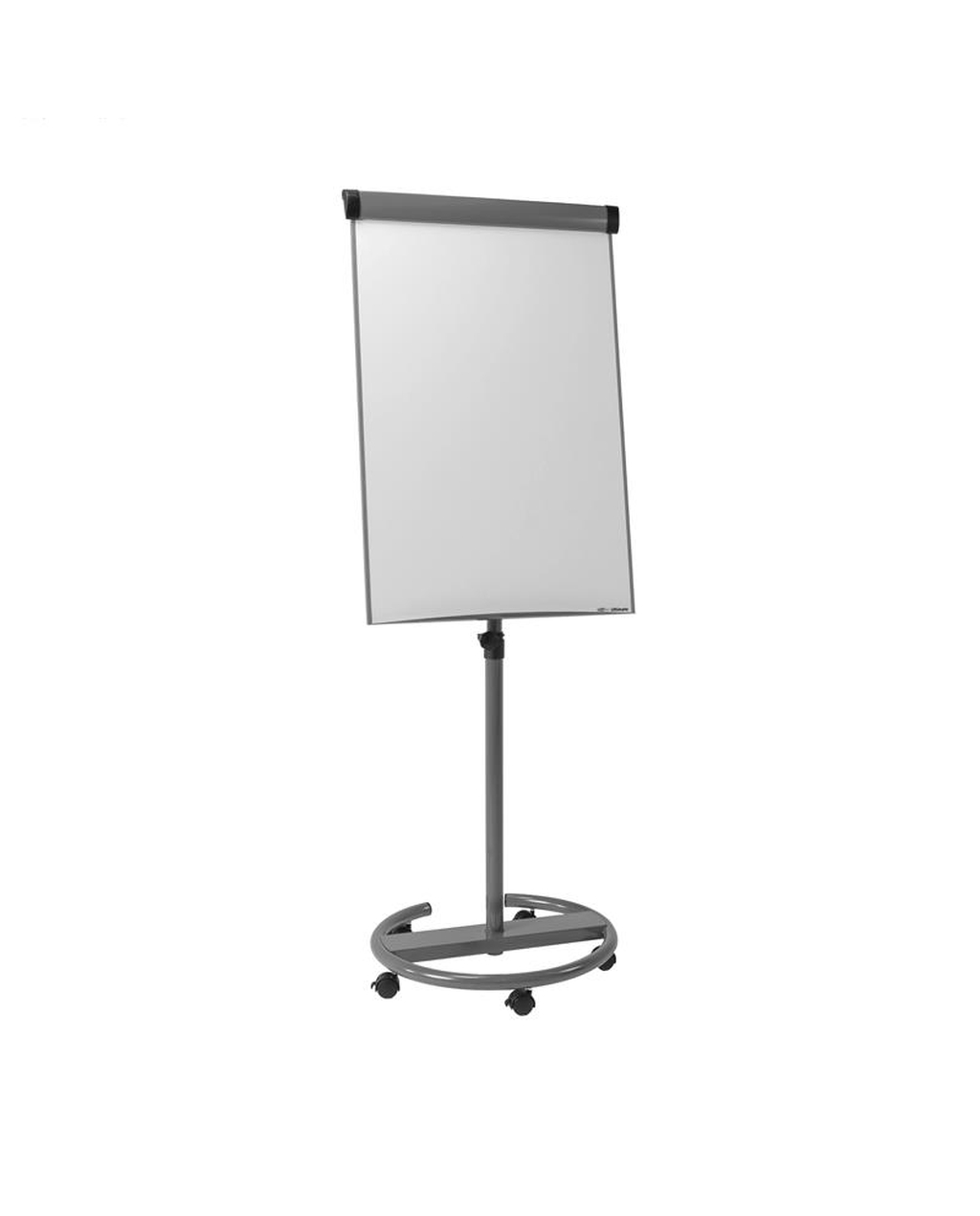 Ultimate Mobile Flipchart Easel Grey