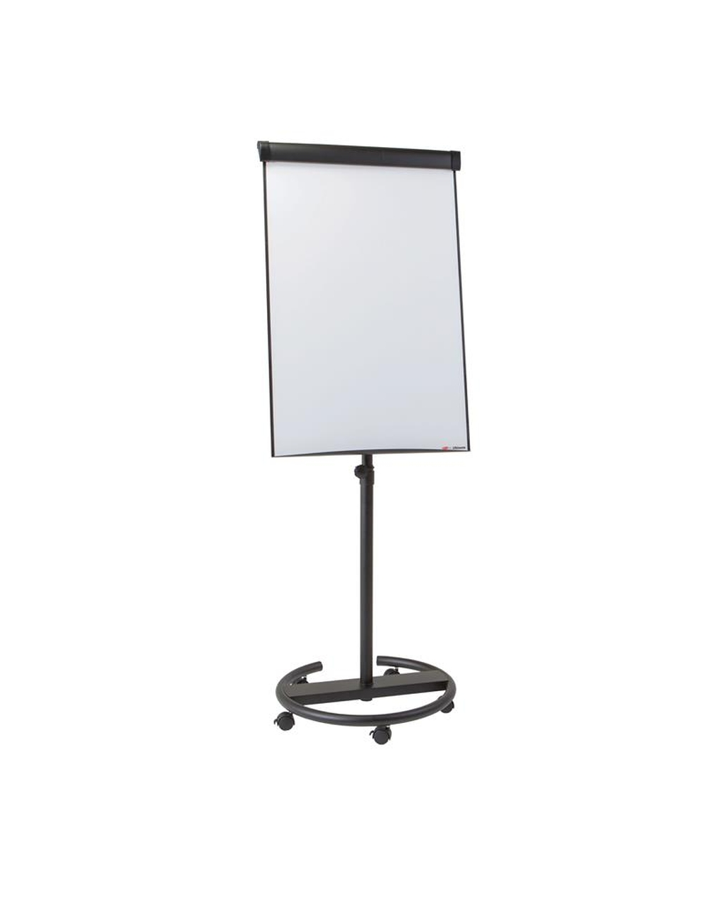 Ultimate Mobile Flipchart Easel Black
