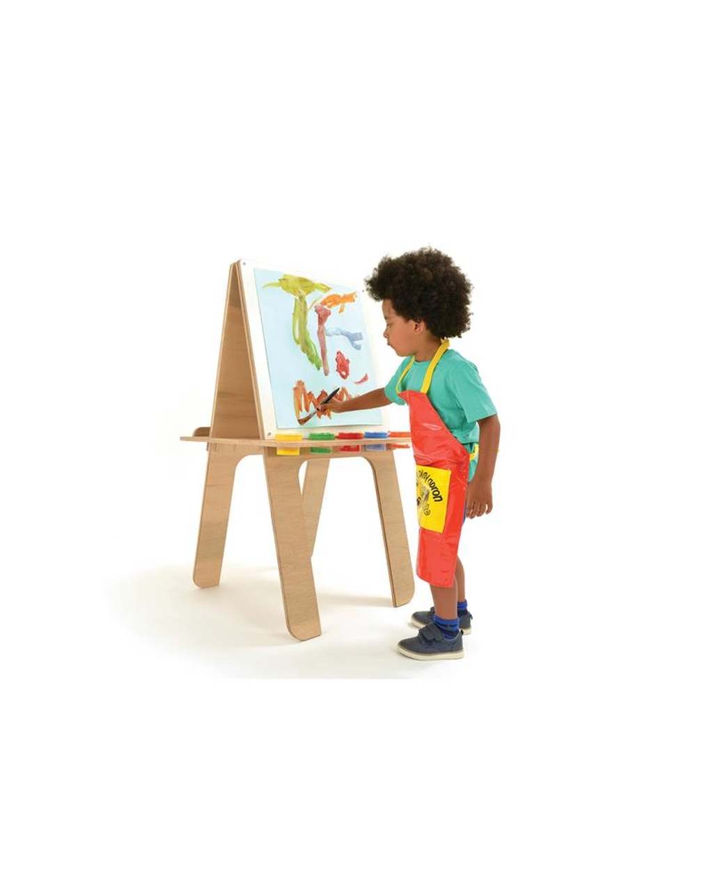 Junior 2 Sided Easel Tall