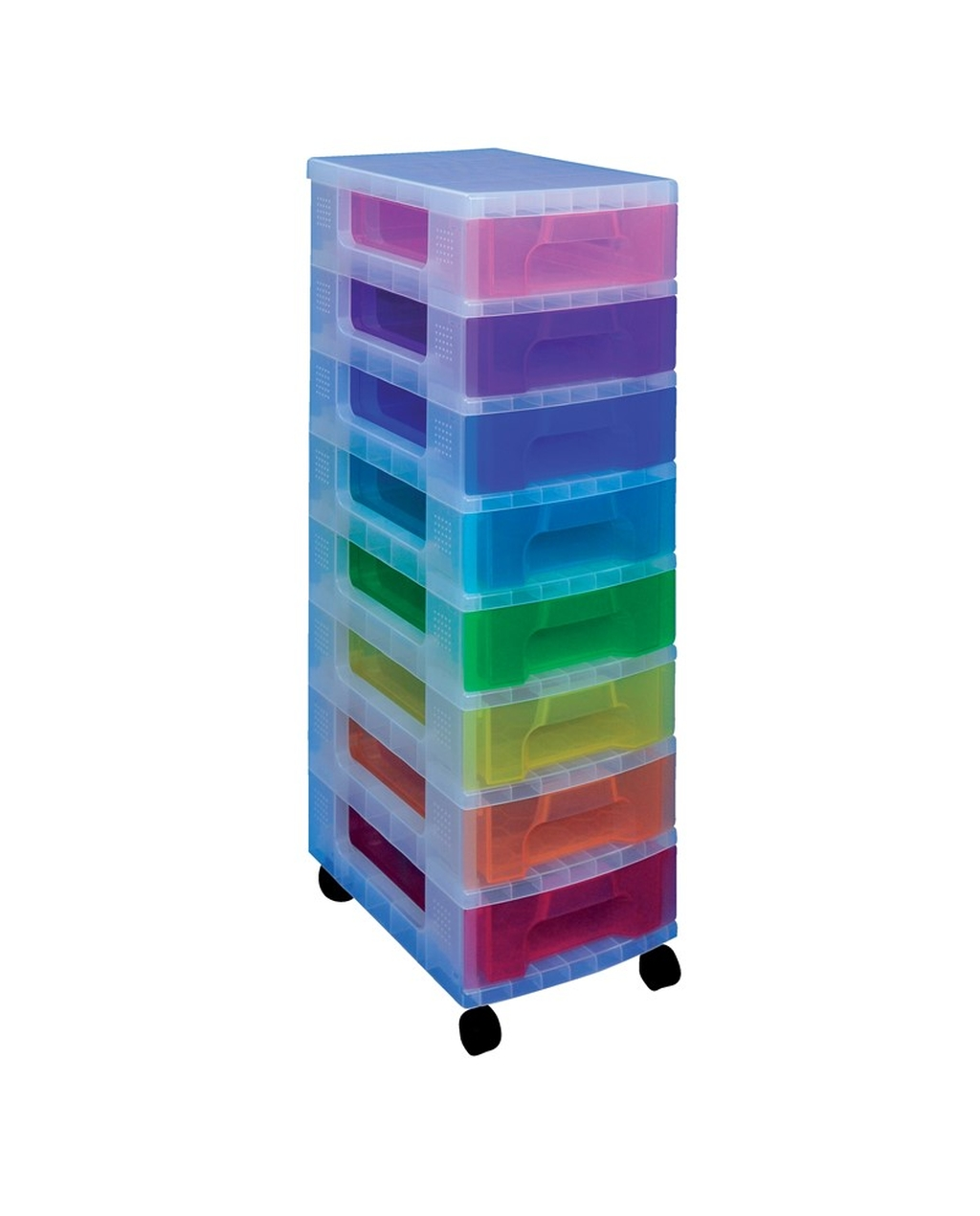 8 Drawer Tower Unit