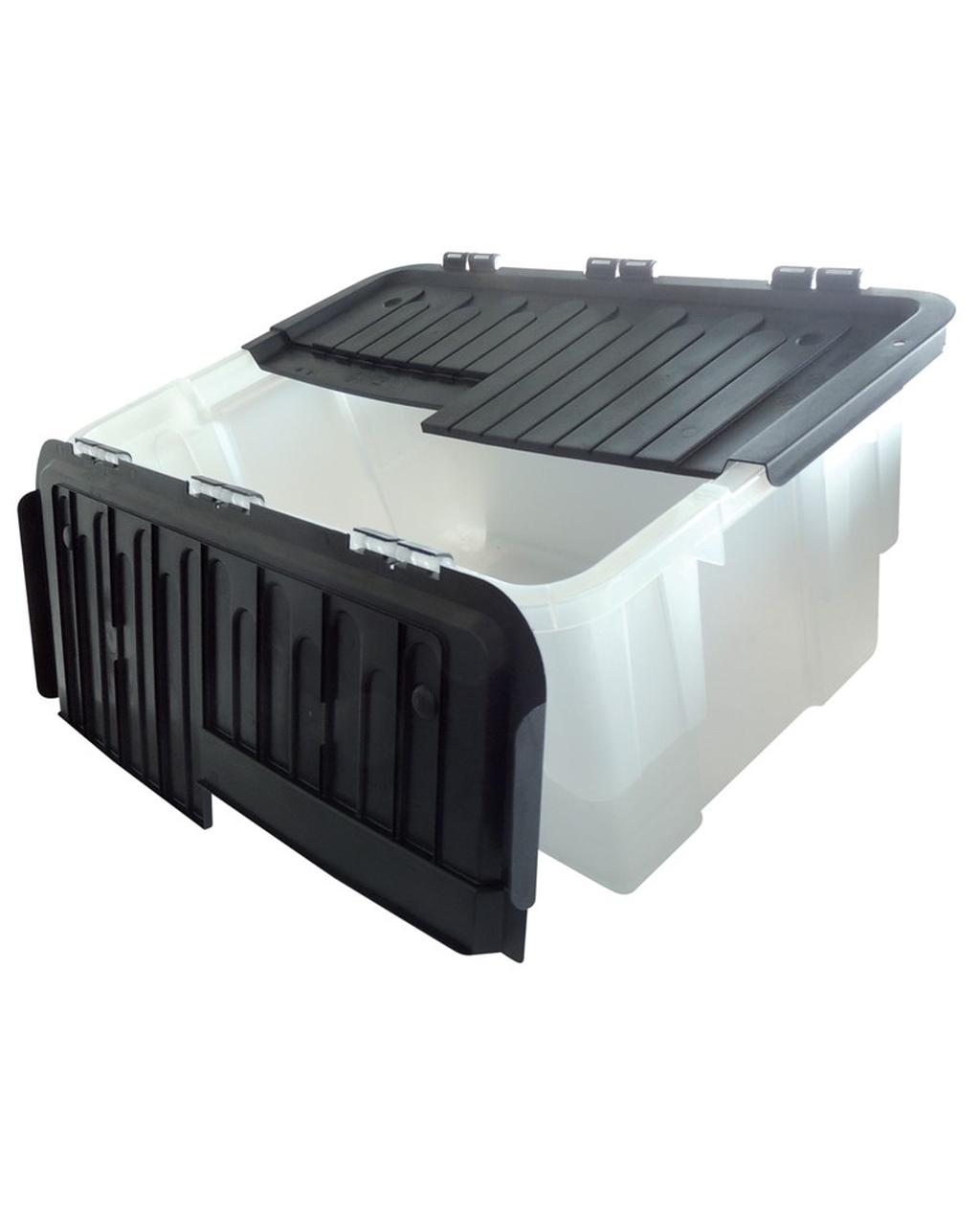 Flip Lid Croc Box 40 Litre