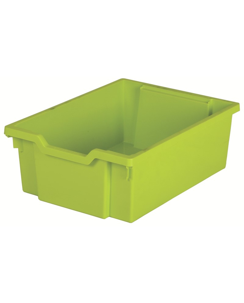 Gratnells Deep Tray - Lime Green