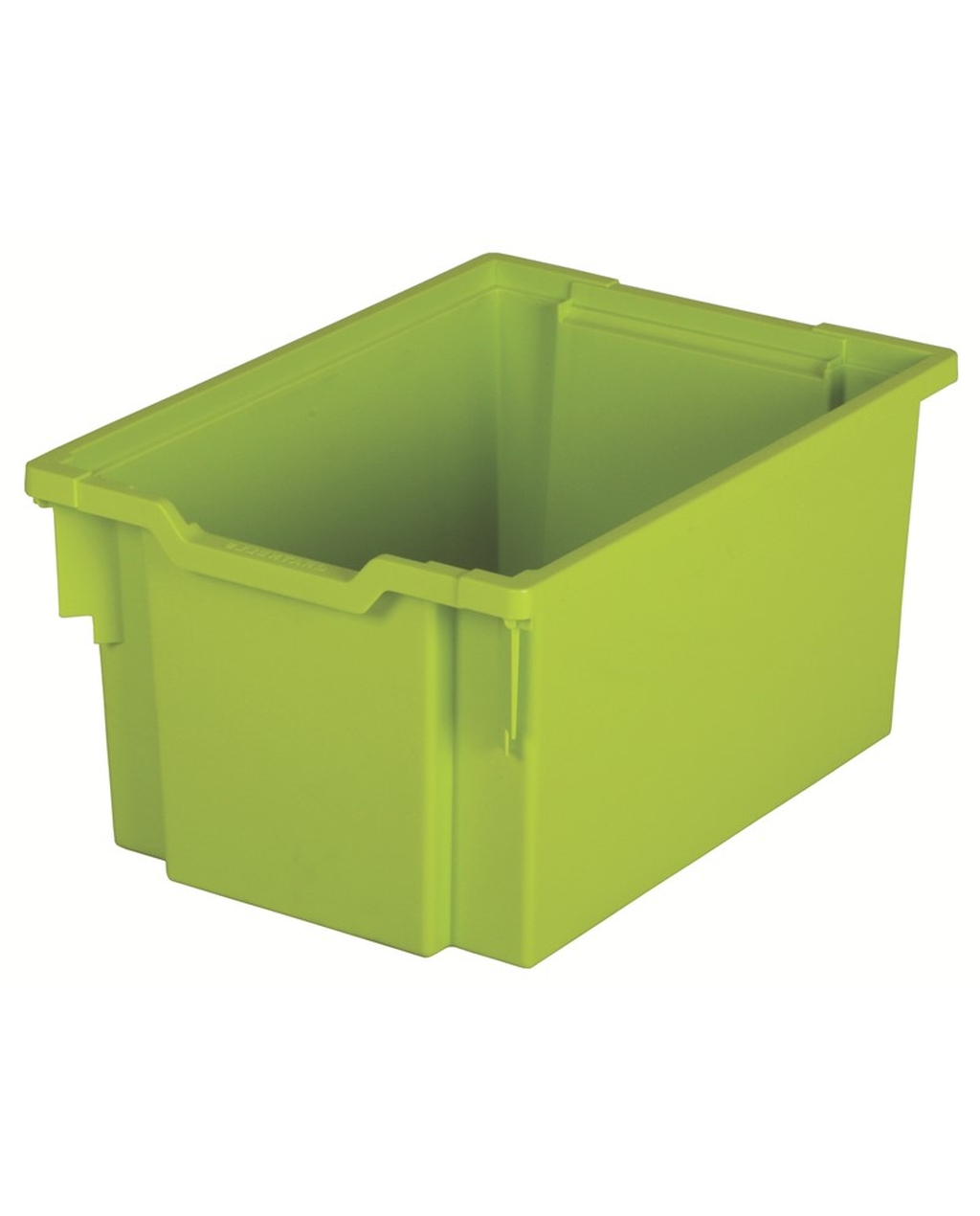 Gratnells Extra Deep Tray - Lime Green