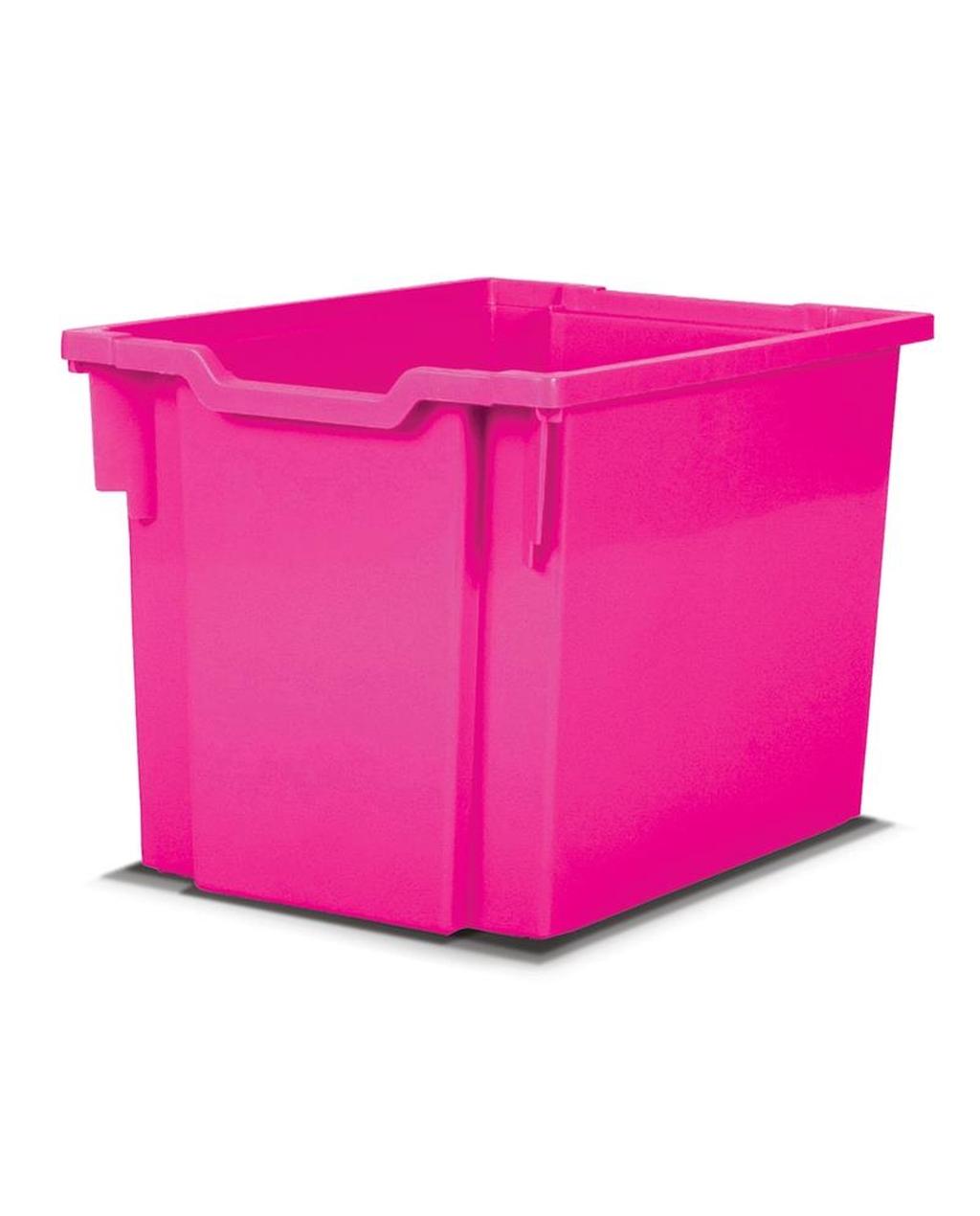 Gratnells Jumbo Trays - Fuchsia Pink
