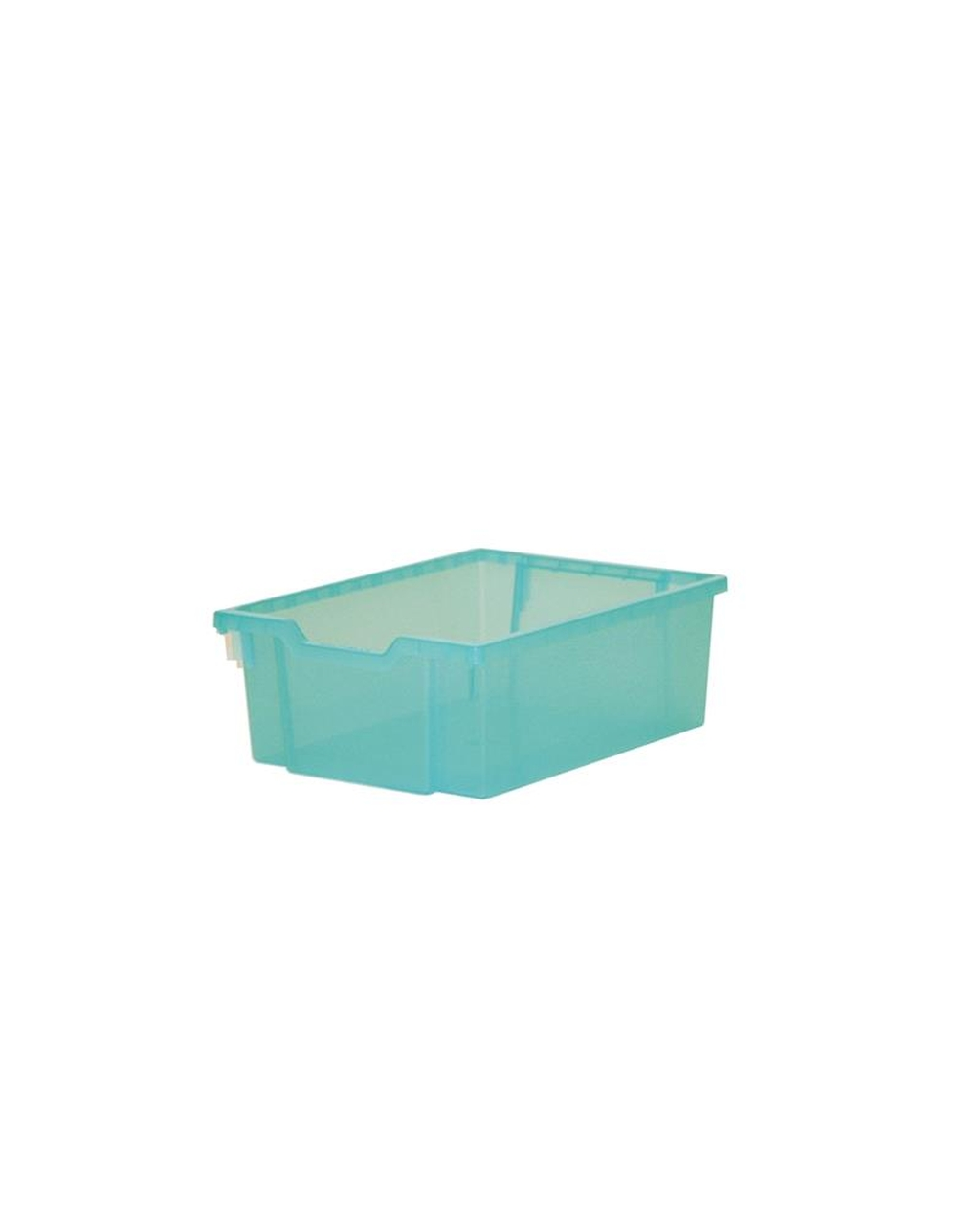 Gratnells Deep Tray - Kiwi Jelly