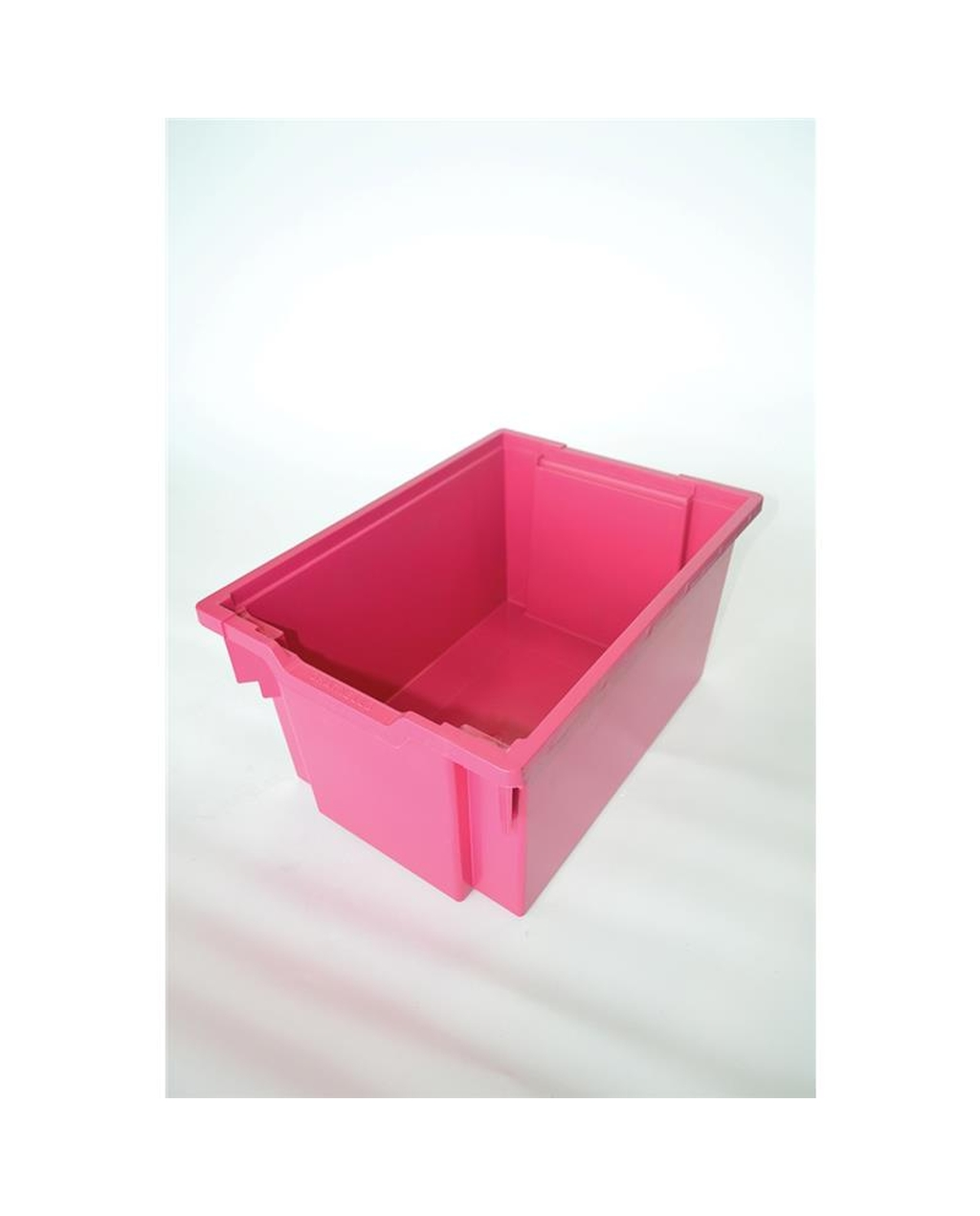 Gratnells Extra Deep Tray - Fuchsia Pink