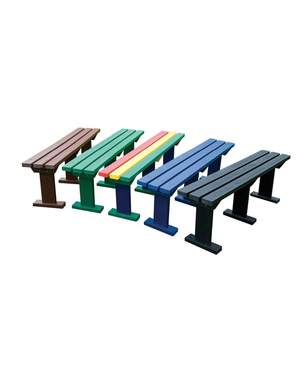 Adult Sturdy Bench - Black or Brown